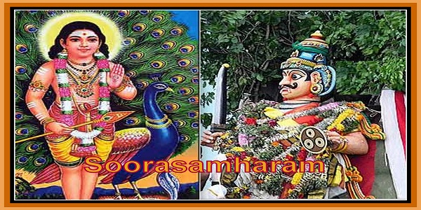 Image result for sakthi offering murugan vale to kill suran image