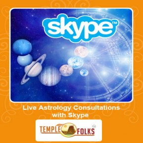 Skype Astrology Consultations