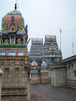 Sri Thyagaraja Temple at Tiruvarur