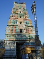 Sri Nellivananathar temple