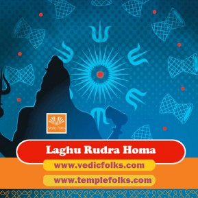 Laghu Rudra Homam - Templefolks Products