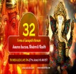32 Forms Of Ganesha Homam